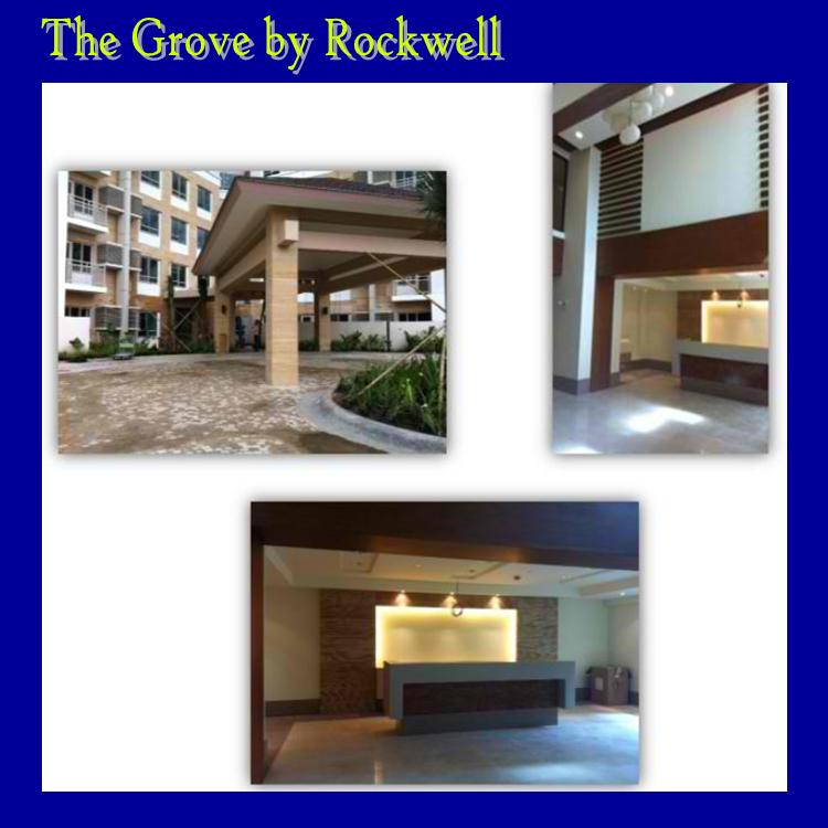 The Grove by Rockwell - Condominiums Philippines For Rent | Sale (6/6)