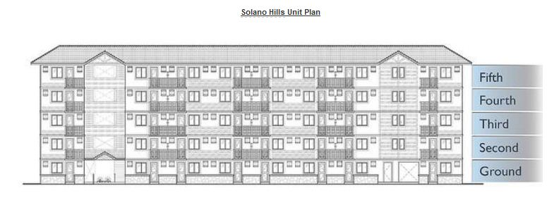 Solano Hills Sucat Muntinlupa - Condominiums For Sale For only Php 9,500 / Month (6/6)