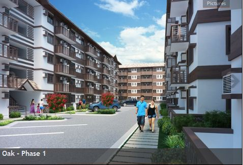 Solano Hills Sucat Muntinlupa - Condominiums For Sale For only Php 9,500 / Month (2/6)