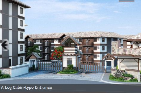 Solano Hills Sucat Muntinlupa - Condominiums For Sale For only Php 9,500 / Month (5/6)