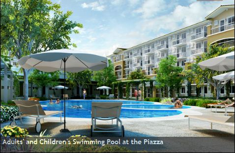 Mid - Rise Condo for Sale - Arezzo Place Sandoval, Pasig City Philippines (4/6)