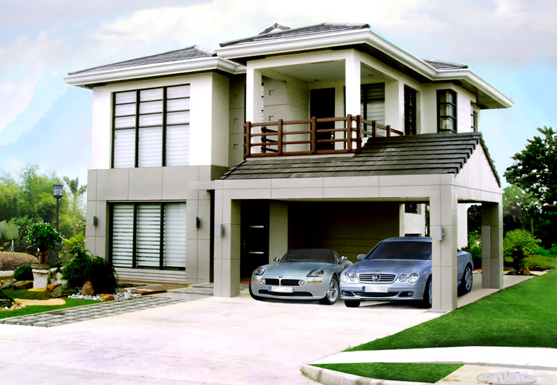 Tokyo Mansions for Sale at South Forbes Golf City in Metro Santa Rosa Laguna (3/6)