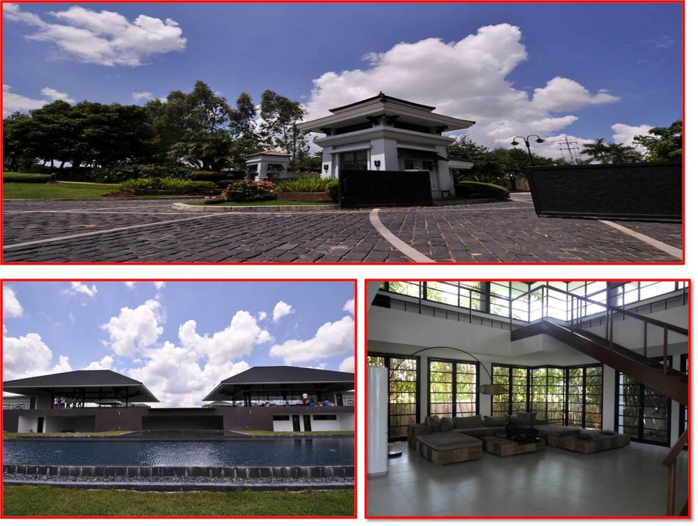 Tokyo Mansions for Sale at South Forbes Golf City in Metro Santa Rosa Laguna (1/6)