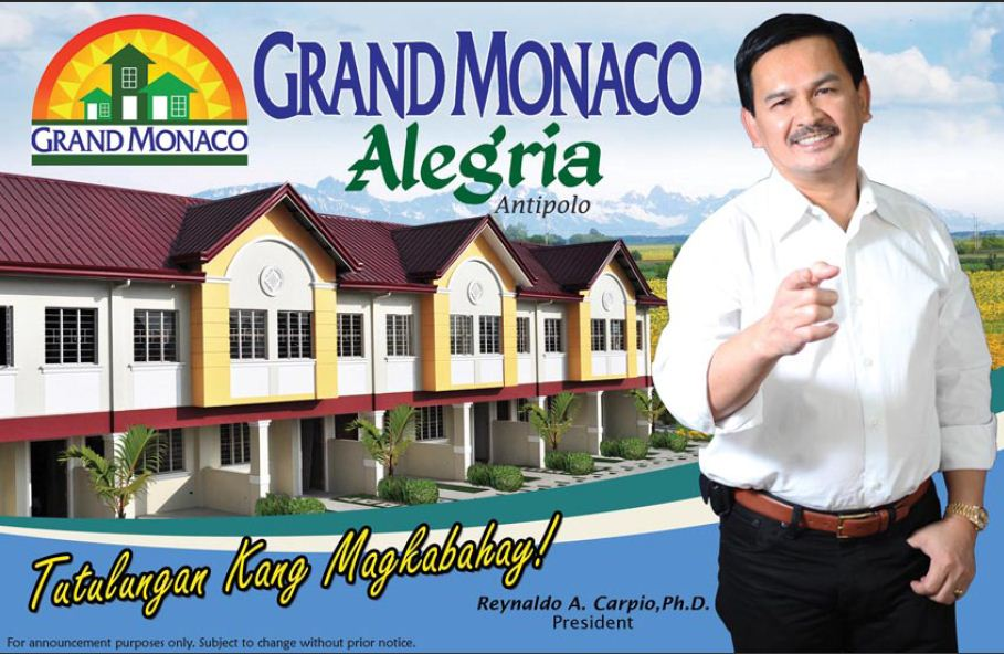 Antipolo City - House and Lot For Sale in Grand Monaco at Pre-selling Price  (4/6)