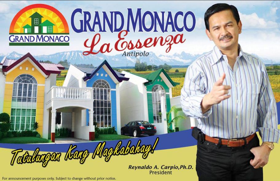Antipolo City - House and Lot For Sale in Grand Monaco at Pre-selling Price  (6/6)