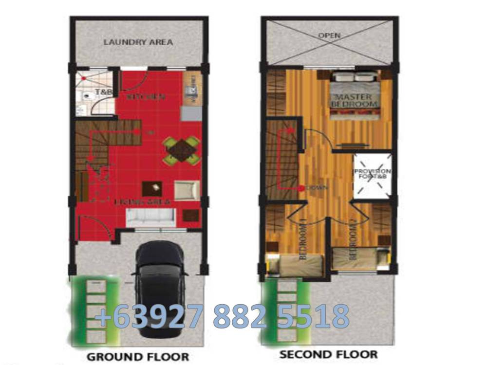 Antipolo City - House and Lot For Sale in Grand Monaco at Pre-selling Price  (5/6)