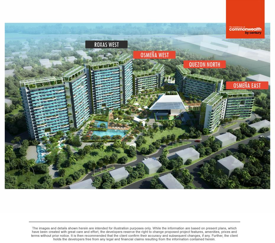 1-Bedroom Condo For Sale in Commonwealth Quezon City Near Ever Gotesco  (4/6)