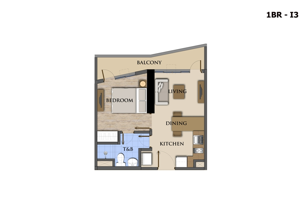 1 bedroom condo for sale in commonwealth quezon city near for 1 bedroom condo for sale