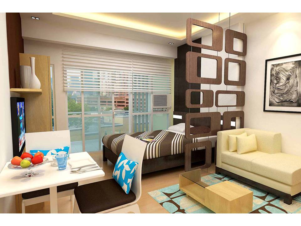 Golf hill gardens the first choice address in the country for Condo interior design philippines