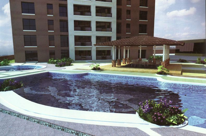 Condo for Sale in Philippines Monte Carlo at Sta. Lucia Residenze in Cainta (3/6)