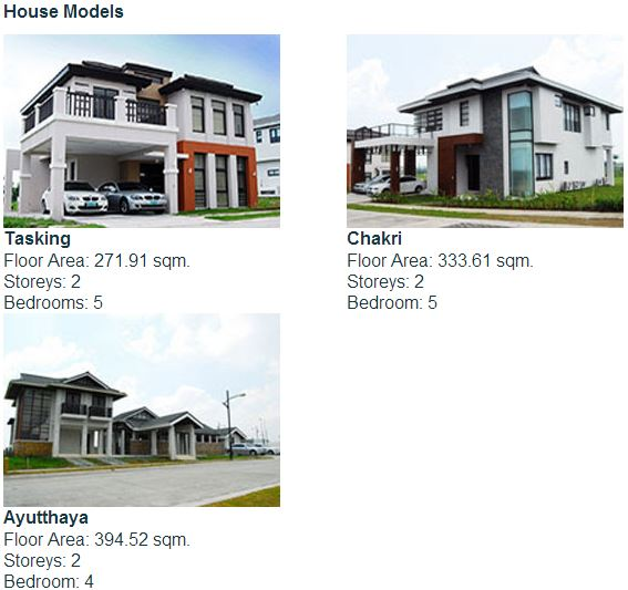 South-forbes-Phuket-mansions-thai-houses-in-laguna-silang-tagaytay-philippines