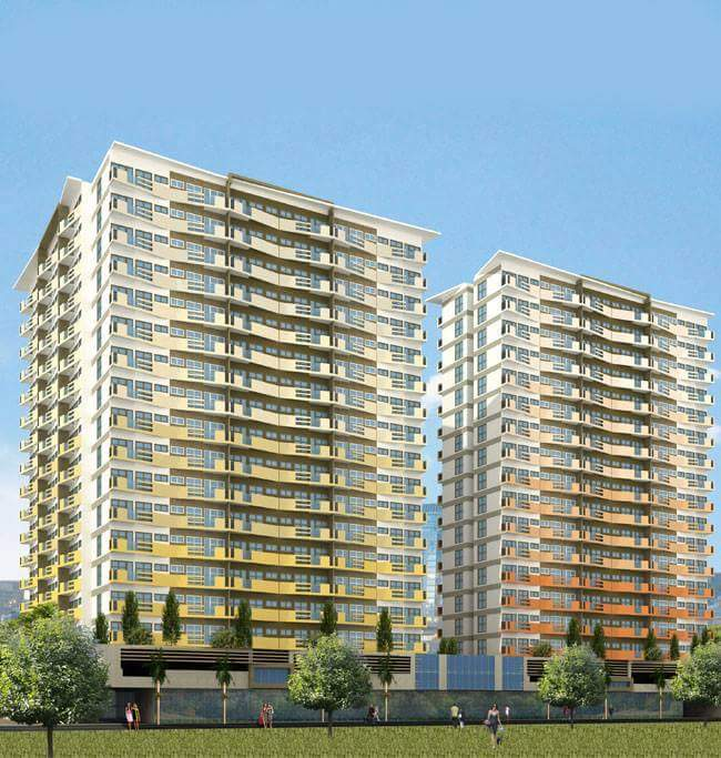 Condos For Sale In The Bay Area: Palm Beach Villas A Condo For Sale In Pasay Metro Manila